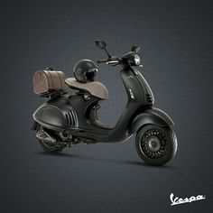 From the runway to the road: timeless elegance is inspired by the best. http://946.vespa.com/en