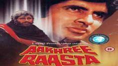 Aakhree Raasta Hindi Full Movie 1986 HD   Amitabh Bachchan, Sridevi   Popular Hindi Movies Full  Watch Blockbuster Hindi Full Movie Aakhree Raasta (1986) starring: Amitabh Bachcha, Sridevi, Jayaprada, Anupam Kher, Sadashiv Amrapaurkar and others. Directed by K. Bhagyaraja.