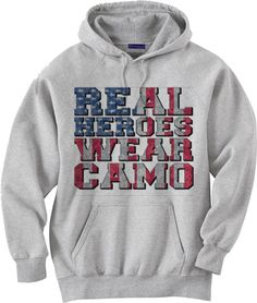 T.J. Oshie Washington NHLPA Officially Licensed Hoodie S-3XL Real Heroes Wear Camo