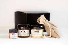 Spa Set Bath and Body Gift Set  Spa Gift Basket by EssentiallyMint