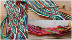 ply split braiding tutorial - Buscar con Google