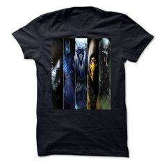 (Tshirt Order) Mortal kombat x [Tshirt Best Selling] Hoodies, Funny Tee Shirts