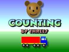 Children's: Counting By Threes