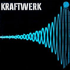 Kraftwerk - Kraftwerk  Vertigo - 1973  Cover Design: Unknown?