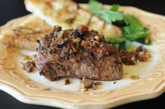 Tuscan Steaks