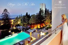 Rodos Palace... the place that gives magic to both your days and nights..  #hotel #holidays #rodos #rhodes #Greece #5star #luxury #luxurytravel #travel #Mediterranenan #vacation #coctails #pool