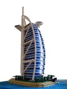 Legos Hotel Burj Al, Arabia