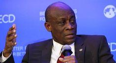 Terkper soaks in Moody's optimistic rating - GhanaWeb