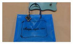 Bolsa Amelie azul