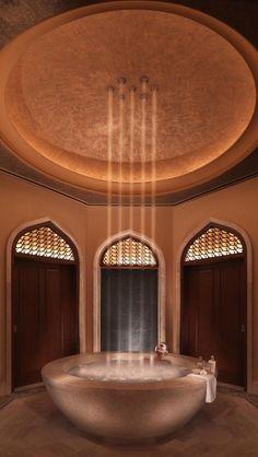 Love this idea for a spa like bath.