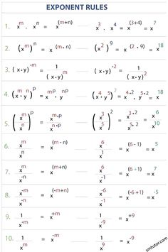 Education Discover Algebra Exponent Rules is part of Mathematics education - Gcse Maths Maths Algebra Ap Calculus Algebra Activities Math Math Math Teacher Multiplication Algebra Formulas Math Cheat Sheet Gcse Maths, Maths Algebra, Math Math, Math Teacher, Kindergarten Math, Ap Calculus, Algebra Activities, Math Fractions, Teacher Quotes