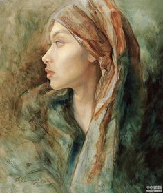 Liu Yaming Frm bd: Faces, Features, and Figurative Art