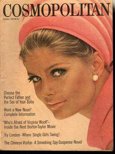 Cosmopolitan magazine, OCTOBER 1965