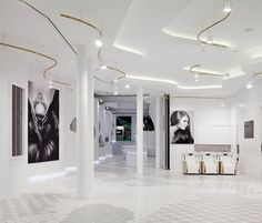 LOreal Academy by EMBT, Barcelona