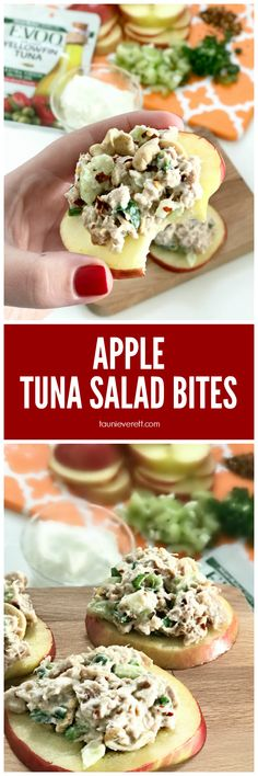 Healthy Apple Tuna S