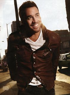 <3 you Jeremy Piven (Styling by Pauline Leonard for Cloutier Remix)