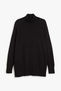 Monki | View all new | Oversize polo neck