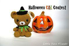Ravelry: Lil' Halloween Witch Teddy pattern by Rachel Hoe