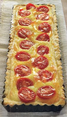 Fashion and Lifestyle My Recipes, Snack Recipes, Cooking Recipes, Favorite Recipes, Snacks, Quiches, Sandwich Cake, Quiche Recipes, Sweet Tarts