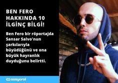 Ben Fero hakkında bilgi.