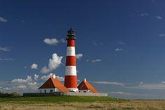 Leuchtturm an der Nordsee