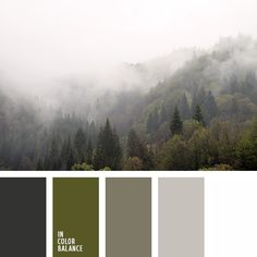 Цветовая палитра №3003 | IN COLOR BALANCE