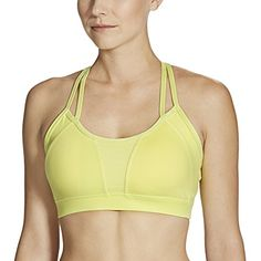 Gaiam Womens Iris Bra Citron XLarge *** You can get more details by clicking on the image.Note:It is affiliate link to Amazon.