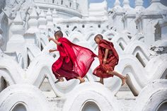 Photo by Scott Laird—Mingun Temple, Cambodia : Finalist - Intrepid Travel Annual Photography Competition Photography Competitions, Photography Contests, Amazing Photography, Travel Photography, Shadow Photography, Best Travel Quotes, Yangon, Through The Looking Glass, Asia Travel