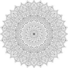 Malvorlagen Warm Soul Mandala von Varda K. Mandala Art, Mandala Drawing, Mandala Coloring Pages, Coloring Book Pages, Printable Coloring Sheets, Zentangle Patterns, Zentangles, Pattern Art, Bunt
