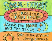 Soar and explore