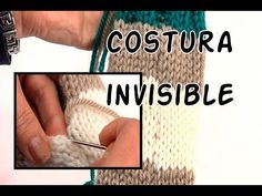 En este tutorial encontrarás trucos para mejorar la tensión de los bordes del tejido en dos agujas: tips para evitar que te queden lazadas muy grandes o floj... Crochet Granny, Baby Kids, Kids Fashion, Diy Crafts, Stitch, Sewing, Knitting, Youtube, Pom Poms