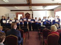 The Red Cross First Aid certificates