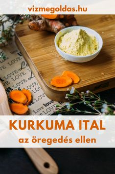Természet patikája - Kurkuma ital – az aranysárga tej az öregedés és a betegségek ellen Superfoods, Tej, Paleo, Drinks, Recipes, Medical, Turmeric, Drinking, Beverages