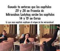 Resultado de imagen para memes en español de miraculous ladybug y chatnoir