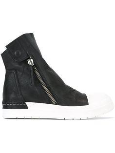CINZIA ARAIA 'Ring Berta' hi-top sneakers. #cinziaaraia #shoes #sneakers