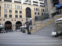 Joburg, Mandela Square