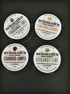 It's Giveaway Time! Schmidt's Deodorant Giveaway via Traveling Pink Lips! #vegan #beauty