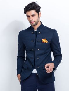 Blazer is among the most popular clothes for all ages including the elderly. Wedding Dresses Men Indian, Wedding Dress Men, Wedding Men, Wedding Suits, Wedding Blazers, Indian Men Fashion, Mens Fashion Suits, Mens Suits, Indian Groom Wear