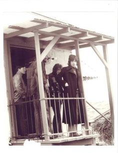 The Rolling Stones recording at Muscle Shoals Sound. Wild Horses and Brown Sugar session.