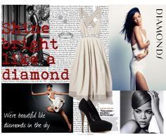 """""""DIAMONDS"""" by iwannabeforeveryoung1d on Polyvore"""