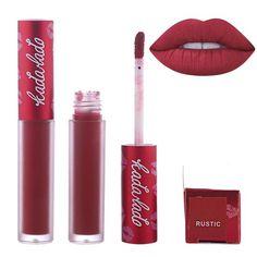 Brand Waterproof Long Lasting Matte Liquid Lipstick