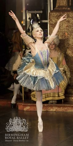 Birmingham Royal Ballet - The Sleeping Beauty; Natasha Oughtred; photo: Ty Singleton