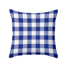 Gingham isn't for everyone, but we're loving the modern update of this Checkerboard Accent Pillow Cover in Gingham. Sporting a traditional gingham pattern in bright, contemporary colors, the large scal...  Find the Checkerboard Accent Pillow Cover in Gingham, as seen in the #Urban-Homestead Collection at http://dotandbo.com/collections/urban-homestead?utm_source=pinterest&utm_medium=organic&db_sku=106797