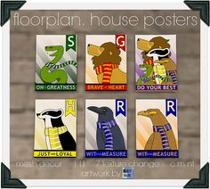 floorplan. house posters | Flickr - Photo Sharing!