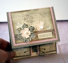 Amour Double Dutch by nathalie labbe - Cards and Paper Crafts at Splitcoaststampers