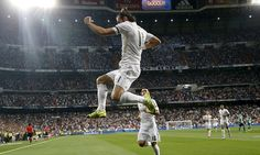 Real Madrid 5-0 Real Betis: Gareth Bale strikes after just 94 seconds