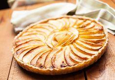 Тарт со бри и јаболко / Brie apple tart