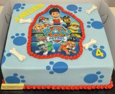 Paw Patrol Birthday Cake, Paw Patrol Cake, Paw Patrol Party, Castle Birthday Cakes, 3rd Birthday, Birthday Parties, Boy M, Holidays And Events, Brows