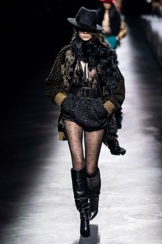 Saint Laurent Fall 2019 Ready-to-Wear Collection - Vogue