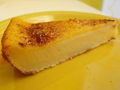 Queijada de Leite e Laranja - http://www.receitassimples.pt/queijada-de-leite-e-laranja/